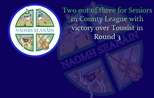 Round 3 of the County League